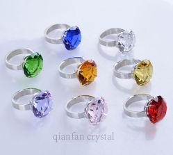 4cm Crystal noviazgo anillo, anillo de diamantes, servilletas, el Hotel los suministros, servilletas, el Diamante precio mayorista de regalos creativos