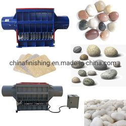 La piedra de granito y piedra//mármol pulido vibratorio/máquina abatible