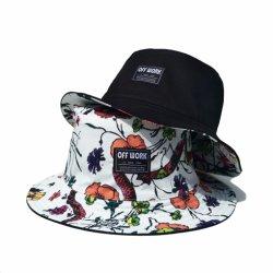 Kundenspezifischer Sommer-fördernder Sport-Schutzkappen-Form-Wannen-Hutsun-Hut