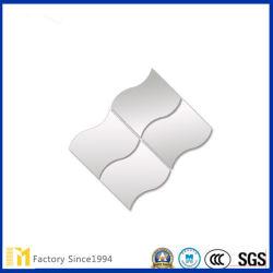 30 インチ( W ) x 36 インチ( H )フレームレスポリッシュドまたはスベベルミラー( SGS 付き 工場監査レポート
