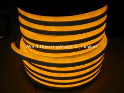 إضاءة LED مرنة عالية السطوع مع موافقة CE لكهرماني الألوان (ألوان متعددة)
