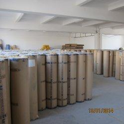 45g PU mobiliário papel película de acabamento de papel de grãos de madeira
