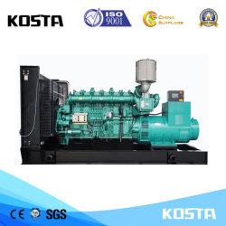Type ouvert Yuchai 625kVA Groupe électrogène Diesel avec prix d'usine alternateur