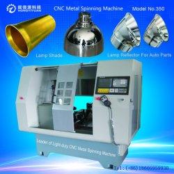 Mini-Metal CNC Automático girando a máquina de alumínio (350 ligeiros A-10)