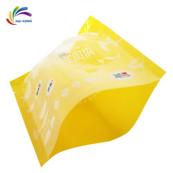Packpapier-flache Unterseiten-Reißverschluss-trockene Frucht-verpackenbeutel