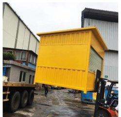 De draagbare en Nuttige Gewijzigde MiniKiosk van de Verschepende Container voor Verkoop