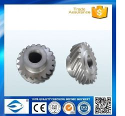 Os eixos da engrenagem de &Engrenagem & carretos de dentado helicoidal e acionamento da engrenagem cônica para transmissão da máquina