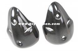 Silencieux en fibre de carbone Guard pour Ducati Monster 696 / 1100