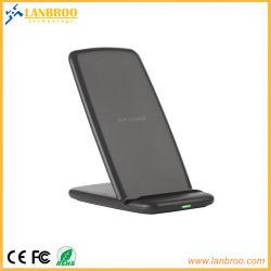 Soporte cargador inalámbrico rápido Fast Charge para Apple iPhone 8/X/8 Plus W/ Protección de temperatura