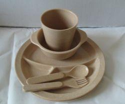 (BC-CS1068) волокна из бамбука посуда пластических масс, для детей