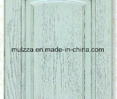Portello di legno dell'armadio da cucina del PVC del grano di E0e1e2 18mm