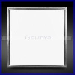 36W 600X600mm 3000-6500k Color Temperature Aluminum Alloy+PMMA Cover LGP LED Panel Light