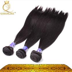 柔らかさおよびBeautiful Human Hair Products Malaysian Straight Hair