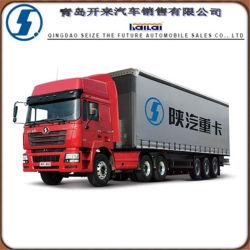 La Chine chariot tracteur à roues Shacman Shaanxi 10 tête de chariot