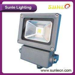 광장용 220V IP65 COB 최소 10W LED 투광등 (SLEFLP10W)