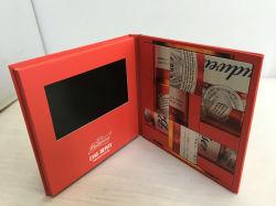 Cartes d'Invitation automatique de l'écran LCD