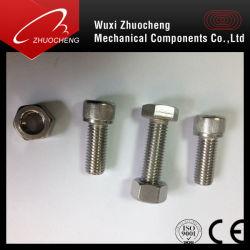 DIN de alta qualidade912 Aço inoxidável Parafuso Allen com certificação ISO