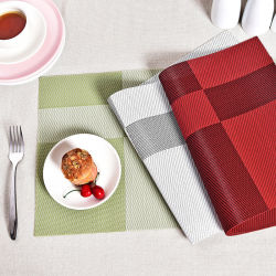 Fabrik-elegante Art Belüftung-Abendessen-Platz-Großhandelsmatte