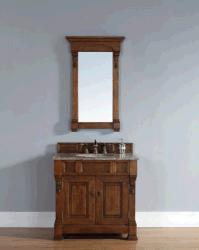 أثاث أثري حامي حطب الحمام خزانة مرآة