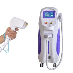 إزالة الشعر بالليزر بواسطة الأشعة فوق البنفسجية CE ISO13485 / 808 نانومتر سعر رمز الليزر الثنائي