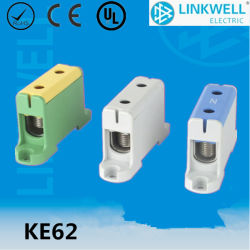 Al/Cu Conductors (KE62)를 위한 보편적인 Cable Terminal Connector