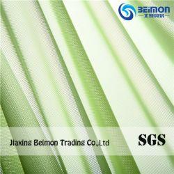 40d*40d la impresión de tejido de malla de nylon 95% 5% Spandex tejido de malla de red eléctrica