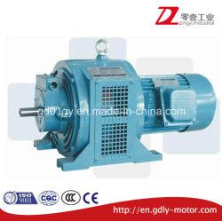 La serie Yct Motor electromagnético de velocidad ajustable con regulador de velocidad