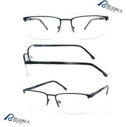 China al por mayor forman a medio ópticos marcos de las lentes (OM134192)