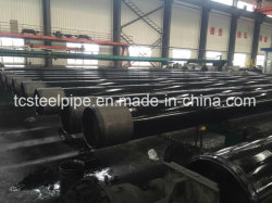 API J5CT55 N80 P110 tubo carcasa de acero sin costura