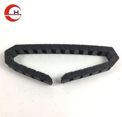 Tipo mini cabo plástico de engenharia da ponte das correntes de arrasto