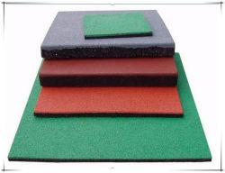 Colorido mosaico de caucho elástico al aire libre /Gimnasio en el suelo de baldosas de suelo de caucho Playground/