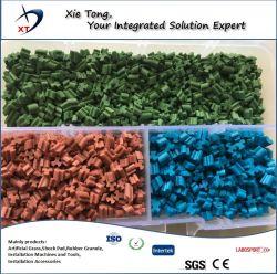 Haut de bonne qualité TPE Remplissage Granule en caoutchouc élastique