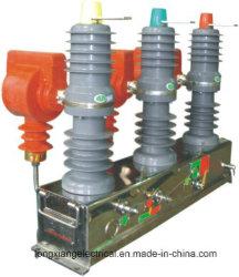 12кв для использования вне помещений Hv вакуумный прерыватель цепи (ZW32)