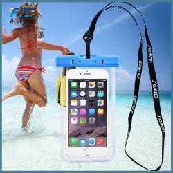 كيس الهاتف المقاوم للماء الحقيبة الجافة حقيبة ذراع الهاتف المحمول