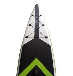 La fibre de carbone de la race Stand Up Paddle Board haut de gamme pagaie Sup planches de surf de poissons en fibre de carbone en fibre de carbone planche de surf