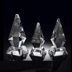 Campanario de la moda Premios trofeo de cristal