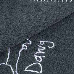 جديدة طبلة تصميم ليّنة فانل صوف غطاء