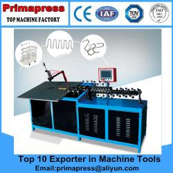 5 axes CNC automatique 2D Fil en acier plieuse