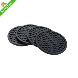 Huishoudhouder Custom Soft Pvc Silicone Coaster Product Voor Promotie