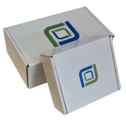Настраиваемый логотип печать картонной упаковке печать