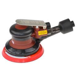 6 Inchair central de vacío de energía neumática lijadora orbital lijadora con 2,5 mm 5mm