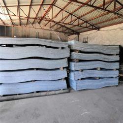En acier inoxydable à bas prix personnalisé Treillis soudés en acier galvanisé de bord