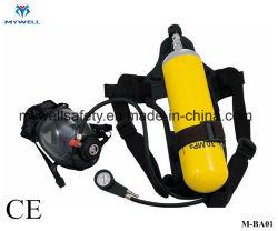 화재 싸움, 화학 공업, 출하, Pertroleum, 공장 및 야금술에서 사용되는 M-Ba01 자체완비호흡기구