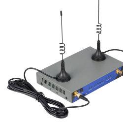Industrielle routeur WiFi cellulaire 4G GPRS GPS RS232 pour RS485 Trasportation Tracking System contrôleur PLC navire de mer La vidéo surveillance à distance de mise en réseau
