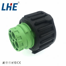 Te 3-1813099-3 2 контактный электрический провод авто типов патрон лампы водонепроницаемый KIA разъем