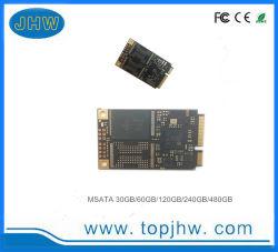 Disque dur SSD MSATA, Solid State Disque dur interne avec 60 Go/120 Go/240 Go/480Go de capacité en option