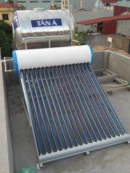 150L tubo de vácuo de aquecedor solar de água (ECO)