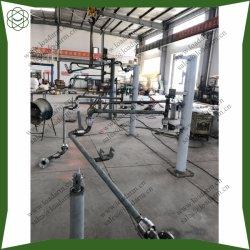 En la carga de camiones Gantry GPL ISO9001 arriba y abajo del brazo de carga