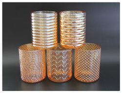 Commerce de gros de beaux chandeliers de verre rondes