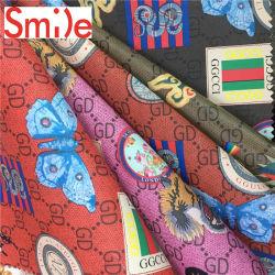 Tejido revestido de PVC para las bolsas más nuevos diseños para la elección 0.4-1.2mm